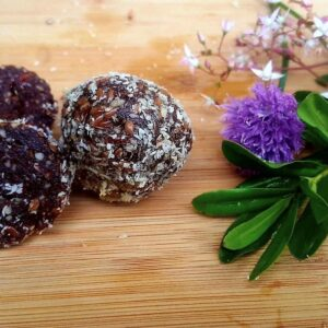 bliss balls seed fruit and nut balls