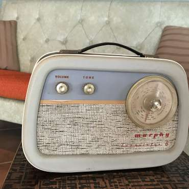 Radios tune to various stations