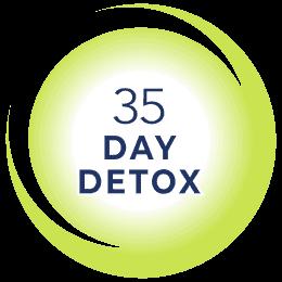 35 day detox